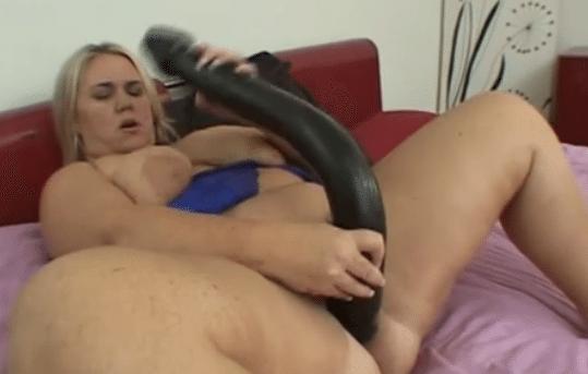 super dildo ko massage