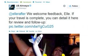 Twitter   Scotty_McTweety  Has  USAirways account been ...