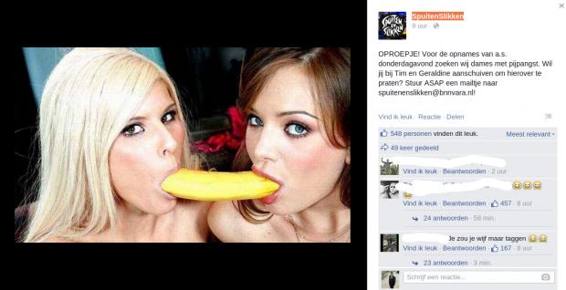 facebook xxx slikken in Rhenen